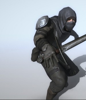 Thief - Extended License 3D Models Extended Licenses 3D Game Models : OBJ : FBX KRBY