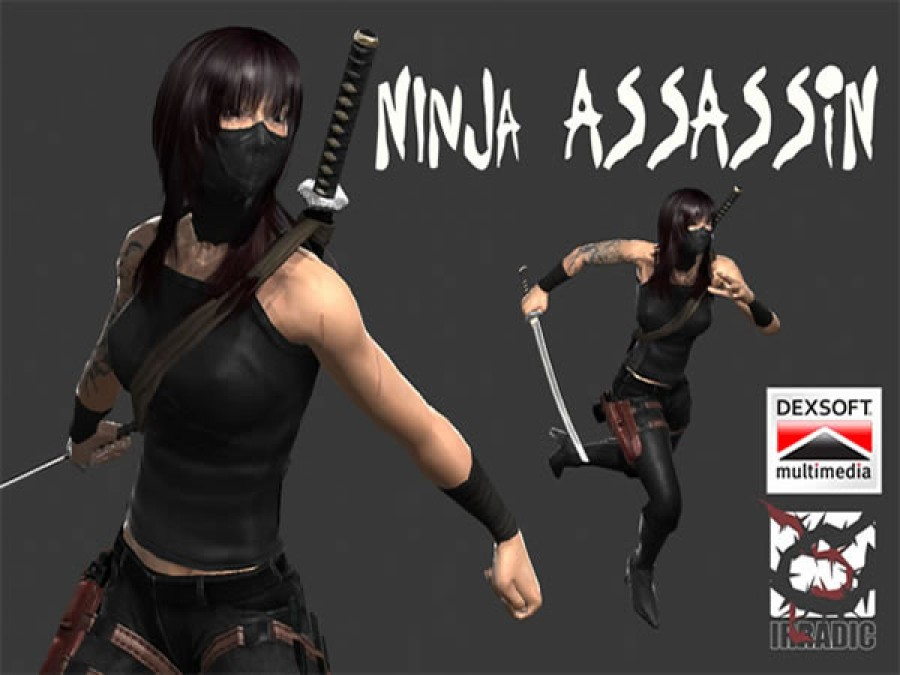 Ninja Assassin - Extended License