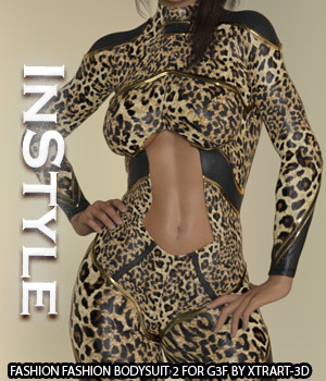 InStyle - Fashion BodySuit2 for G3F