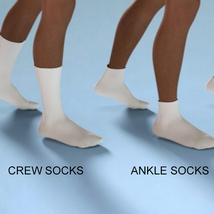 Sport Socks Pack for Genesis 3 Males image 9