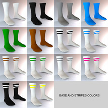 Sport Socks Pack for Genesis 3 Males image 10