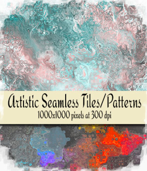 MR-Artistic Patterns 2D Merchant Resources antje