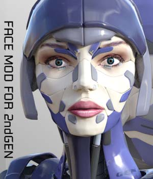FaceMod 3D Figure Essentials shawnaloroc