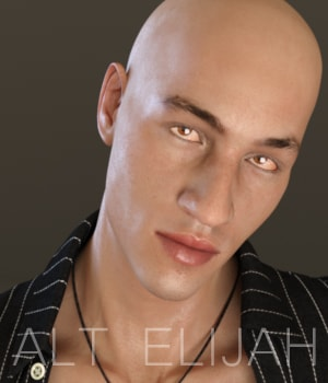 Alt Elijah 3D Figure Essentials AliveSheCried