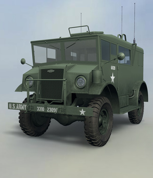 CMP 4X4 RADIO - Extended License