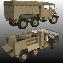 CMP 6X6 - EXTENDED LICENSE image 2