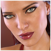 Z She Devil - Poses and Expressions for Genesis 3 Female / Victoria 7 image 7