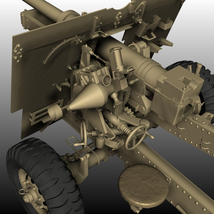 HOWITZER 25 PDR-EXTENDED LICENSE image 2
