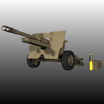HOWITZER 25 PDR-EXTENDED LICENSE image 3