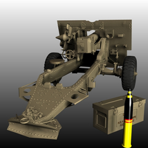 HOWITZER 25 PDR-EXTENDED LICENSE image 4