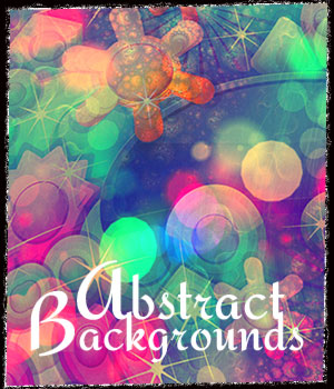 Abstract Backgrounds 2D antje