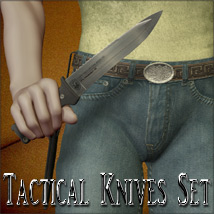 Tactical Knives Set image 4