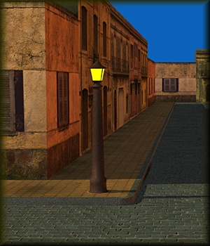 The Street 3D Models kawecki