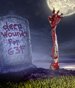 Deep Wounds for G3F - Extended License 3D Figure Assets 3D Models Extended Licenses powerage
