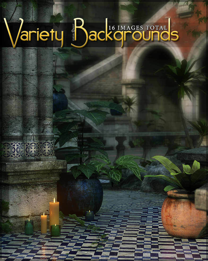Variety Backgrounds