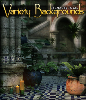 Variety Backgrounds 2D Graphics Sveva