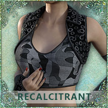 Recalcitrant for Traced Outfit image 1