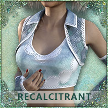 Recalcitrant for Traced Outfit image 2