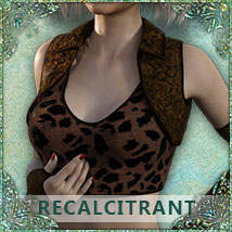 Recalcitrant for Traced Outfit image 3