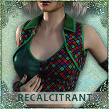 Recalcitrant for Traced Outfit image 5