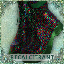 Recalcitrant for Traced Outfit image 7