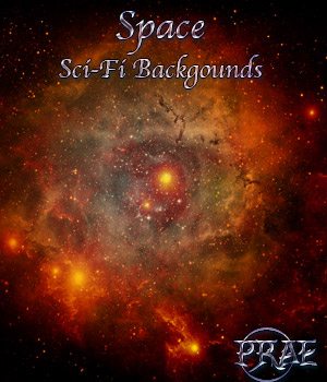 Prae-Space Backgrounds