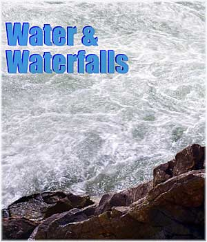 Water & Waterfalls 2D Graphics Merchant Resources RajRaja