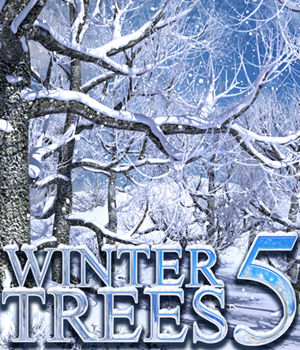 Flinks Winter Trees 5 3D Models Flink