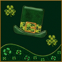 Gilded St. Patrick's Collection image 1