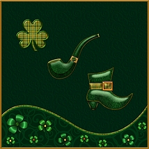 Gilded St. Patrick's Collection image 2