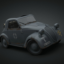 FIAT TOPOLINO LIGHT STAFF EXTENDED LICENSE image 3