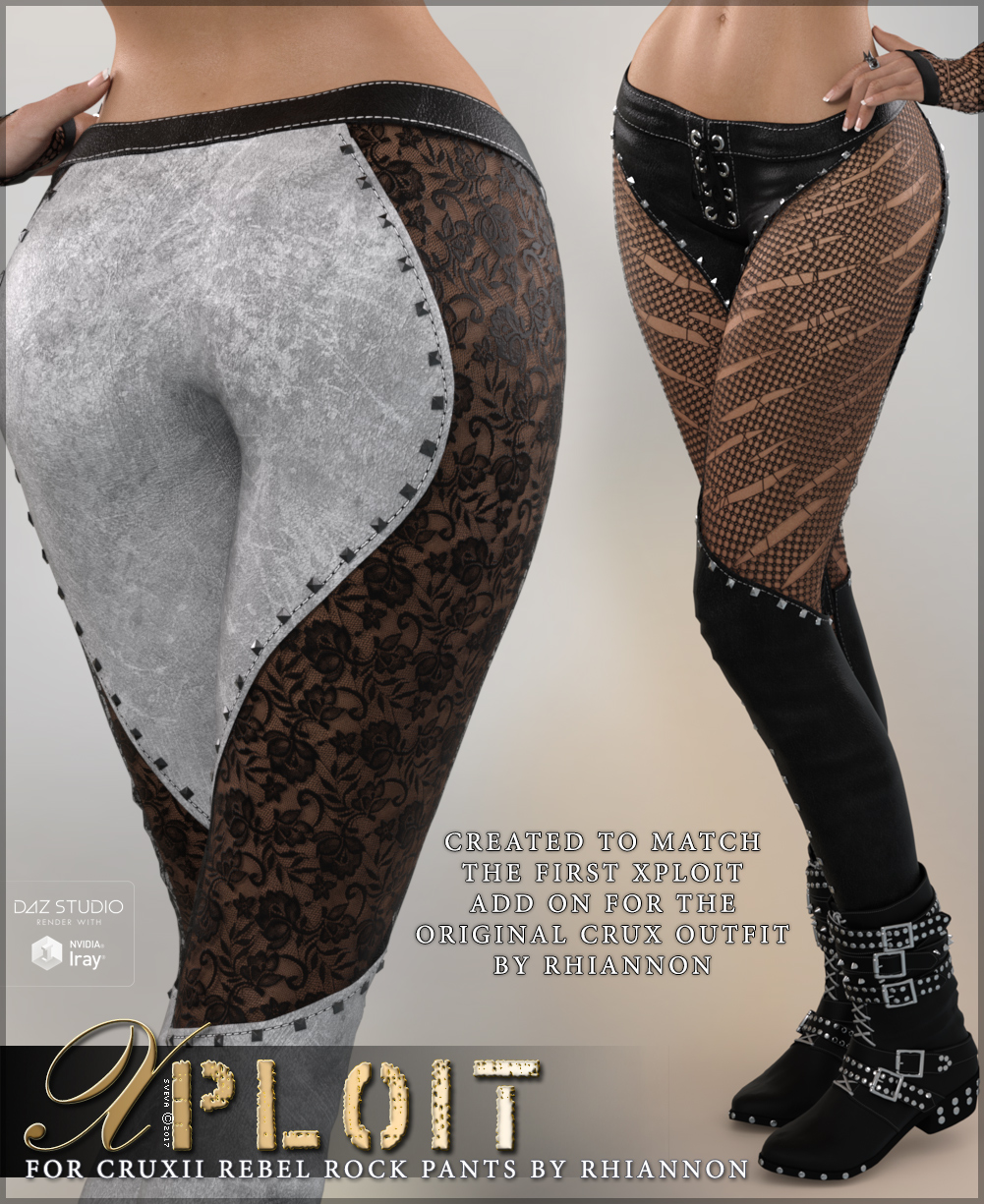 Xploit for CruX II Rebel Rock Pants