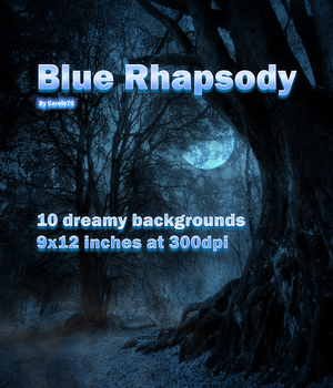 Blue Rhapsody 2D Graphics Carole70