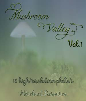 Mushroom Valley Vol.1   2D Graphics Merchant Resources Mystique-