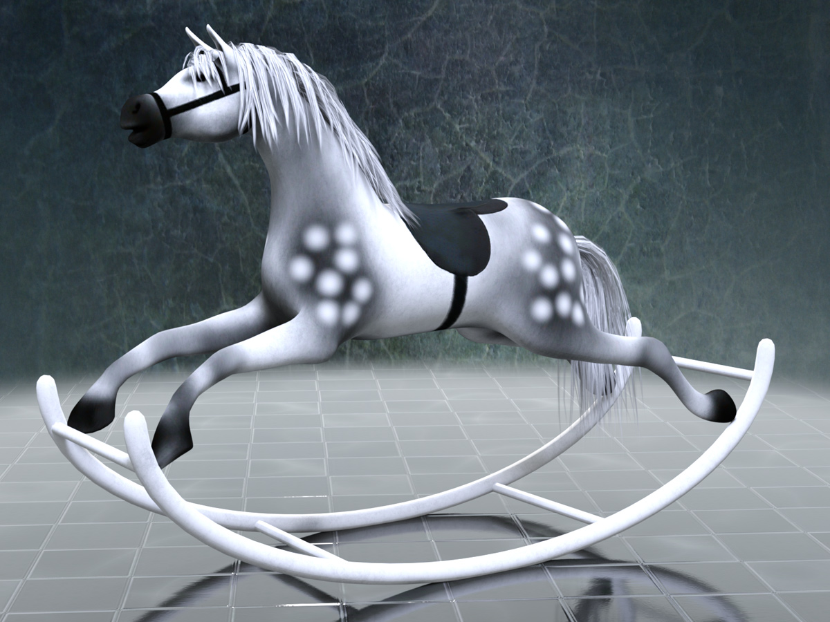 Rocking Horse EXTENDED LICENSE