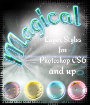 Magical Styles 2D Graphics Merchant Resources antje