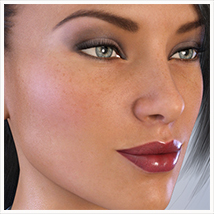 Z Useful Actions - Poses and Expressions for the Genesis 3 Females image 7