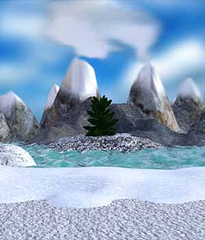 Little Landscape builder kit 3D Models labellamagica