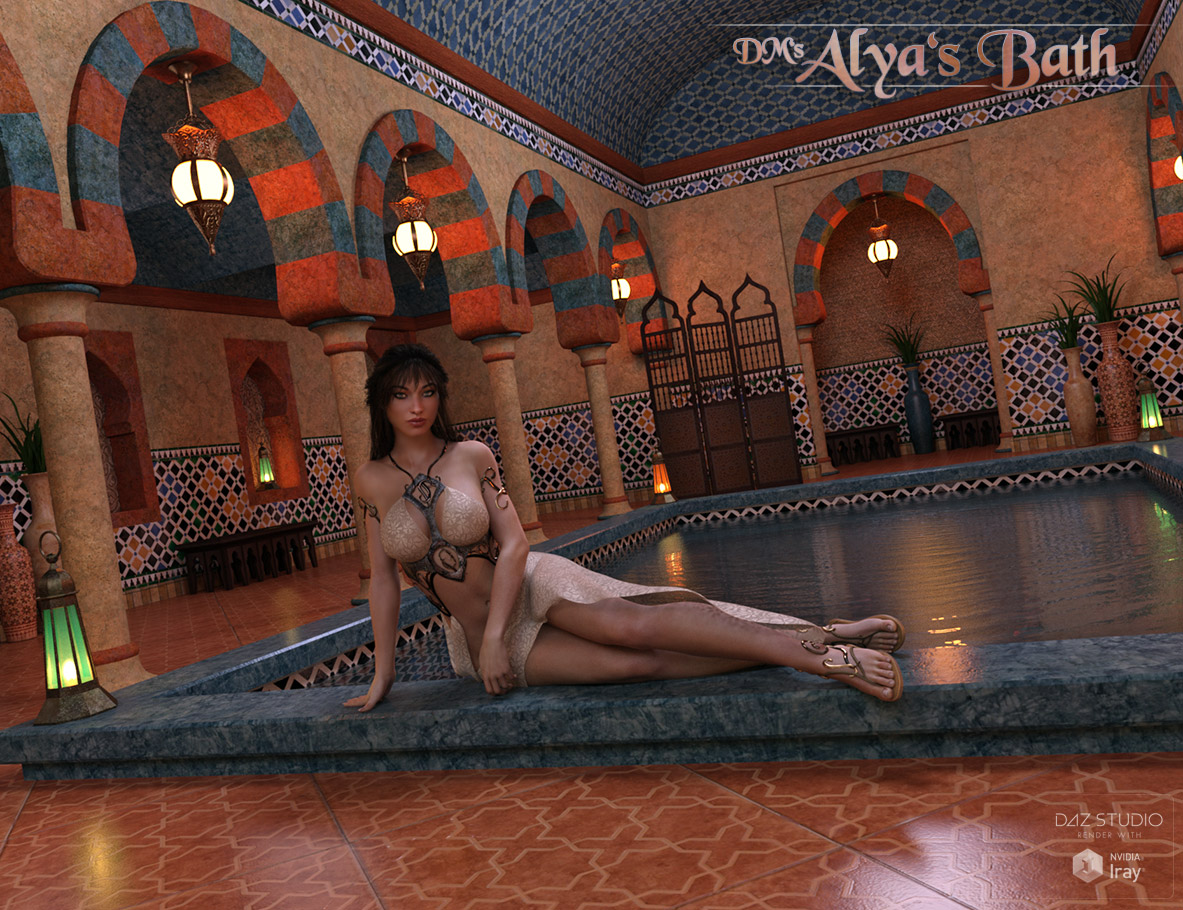 DMs Alyas Bath by DM