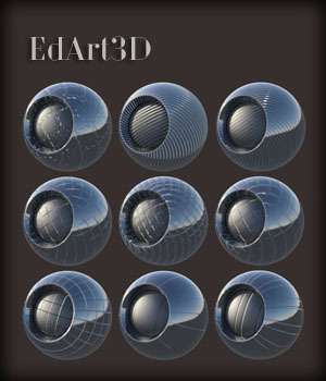 Normal MAPs AddOn 2 for Iray PBR Pro SciFi Shaders MR 3D Figure Assets EdArt3D