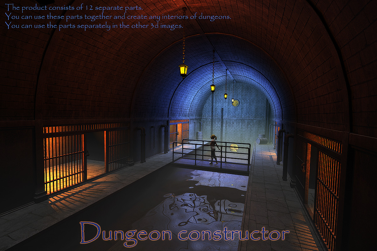 Dungeon constructor by 1971s