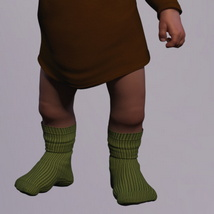 More Fun Socks Pack for Genesis 3 Males image 9