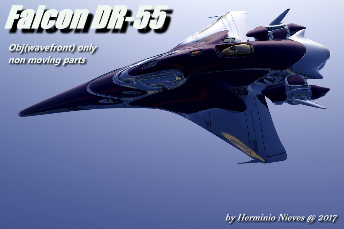 Falcon DR-55 by sevein