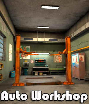 AJ Auto Workshop by -AppleJack-
