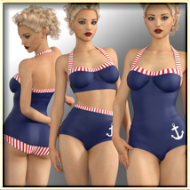Faxhion - Vintage Swimwear image 4