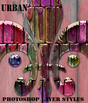 Urban Styles 2D Graphics antje