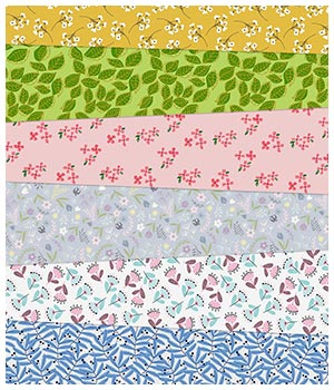 Spring Fabric Prints 2D Graphics Merchant Resources Medeina