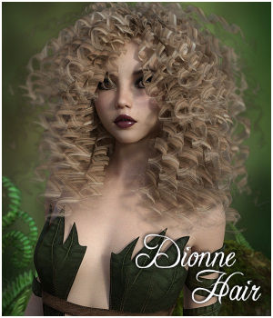 Dionne Hair by Propschick