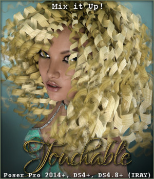 Touchable Dionne by -Wolfie-