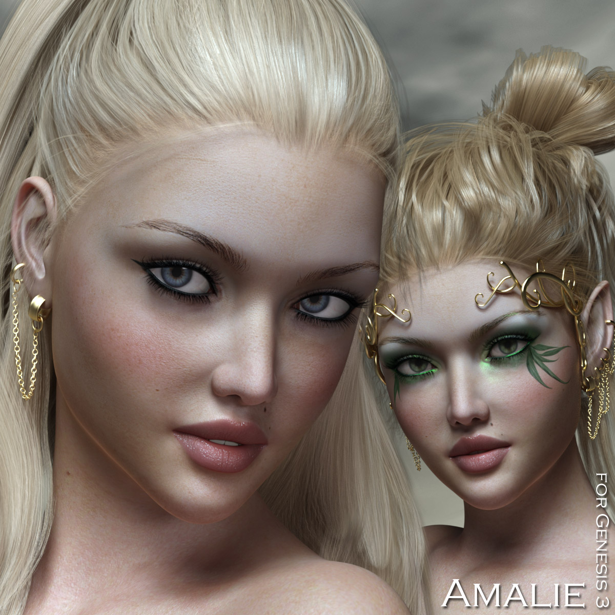 Amalie for Genesis 3